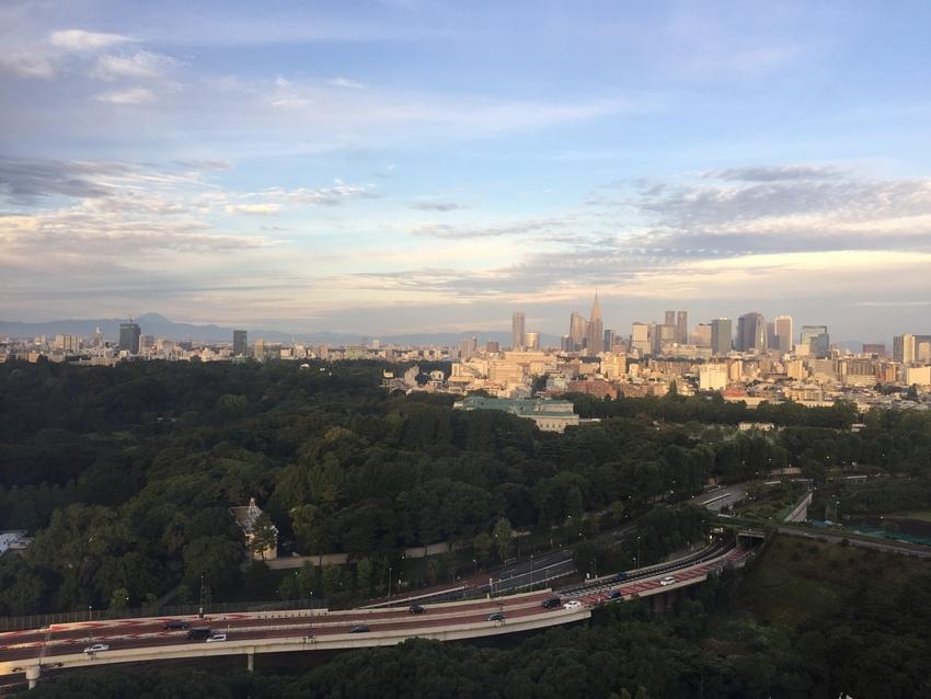 東京最後の1日