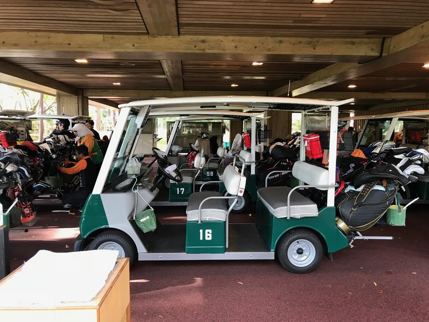 Japanese Golf Cart