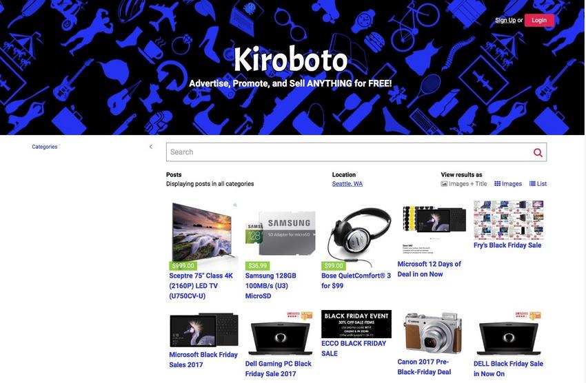 Kiroboto Testing Continues