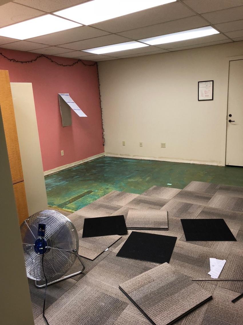 Tiled Carpet