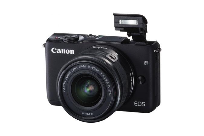 EOS M10 EF-M 15-45mm f/3.5-...