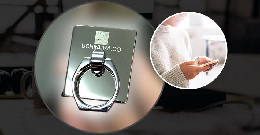Uchikura Co Smartphone Ring ...