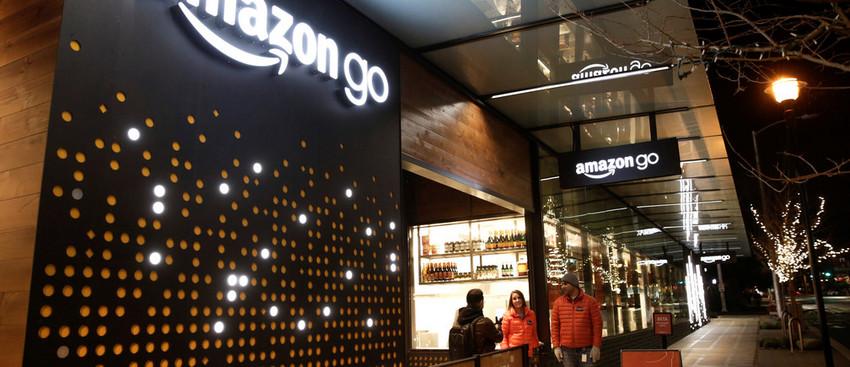 Amazon Casher Free Store