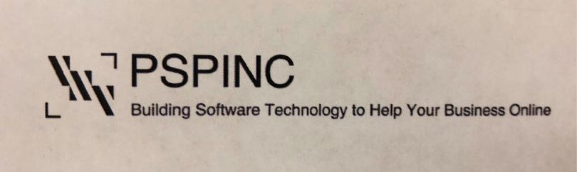 This is Pacific Software Publish...