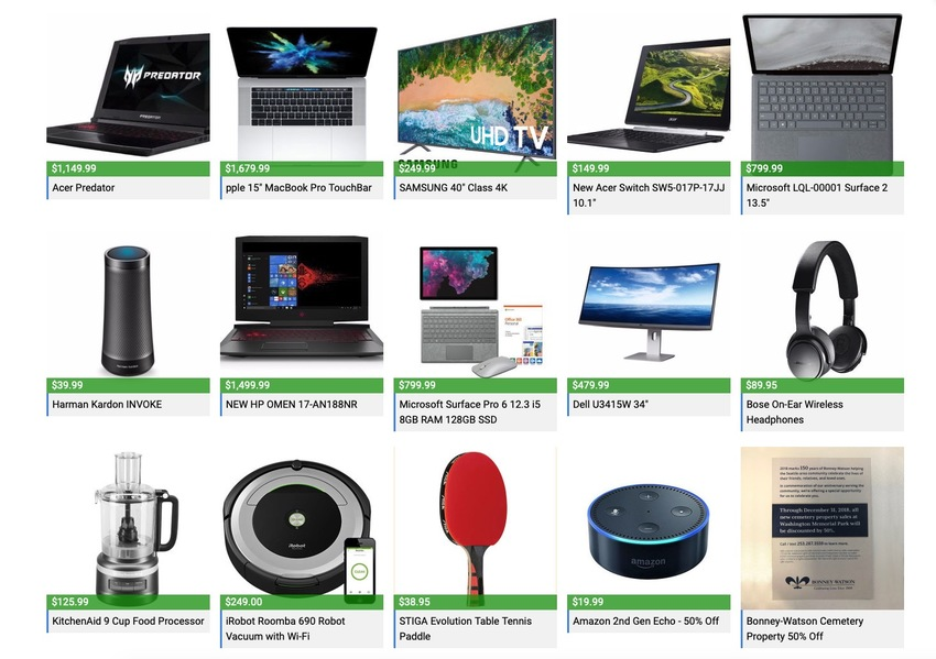 10 Super Tech Deals