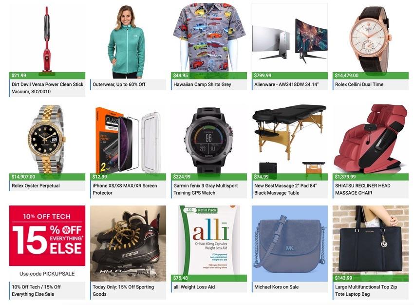 eBay Tech Sale 10% Off