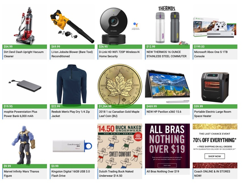 Check Out Today Deals