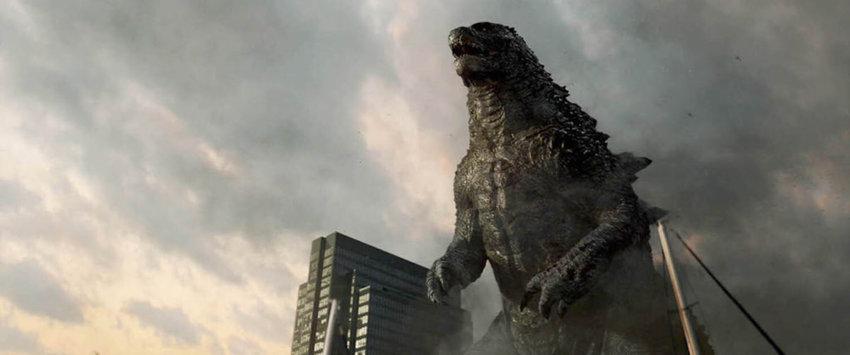 Protected by Godzilla