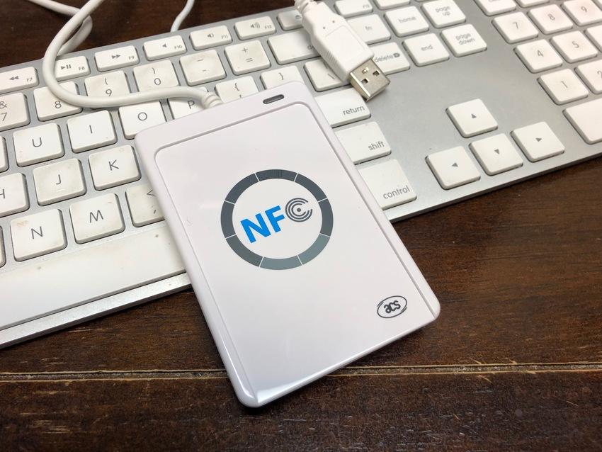 NFC Tag / RFID Tag Writer Re...