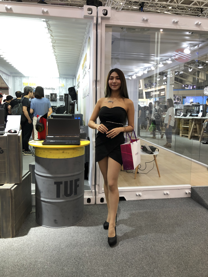 Girls of Computex 2019