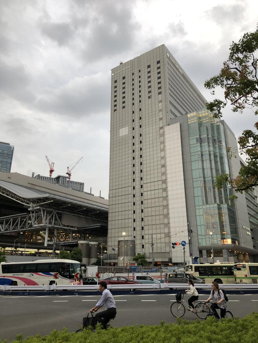 Meeting in Osaka