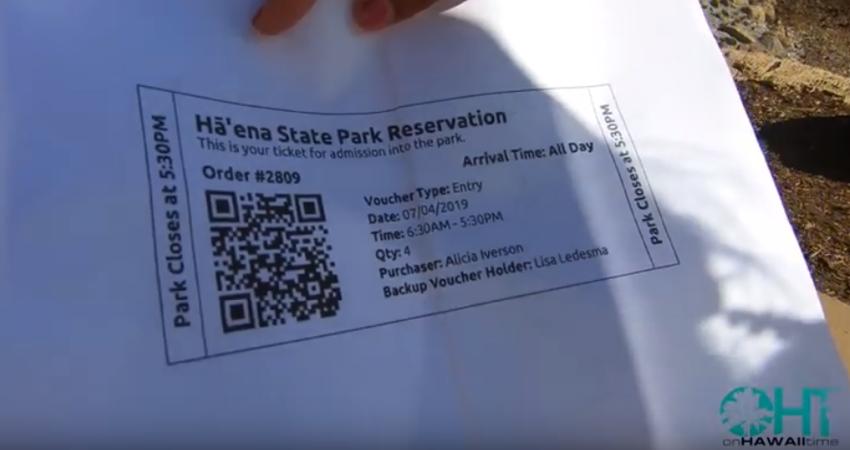 Park Parking Permit