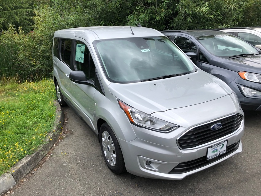 Next Company Van