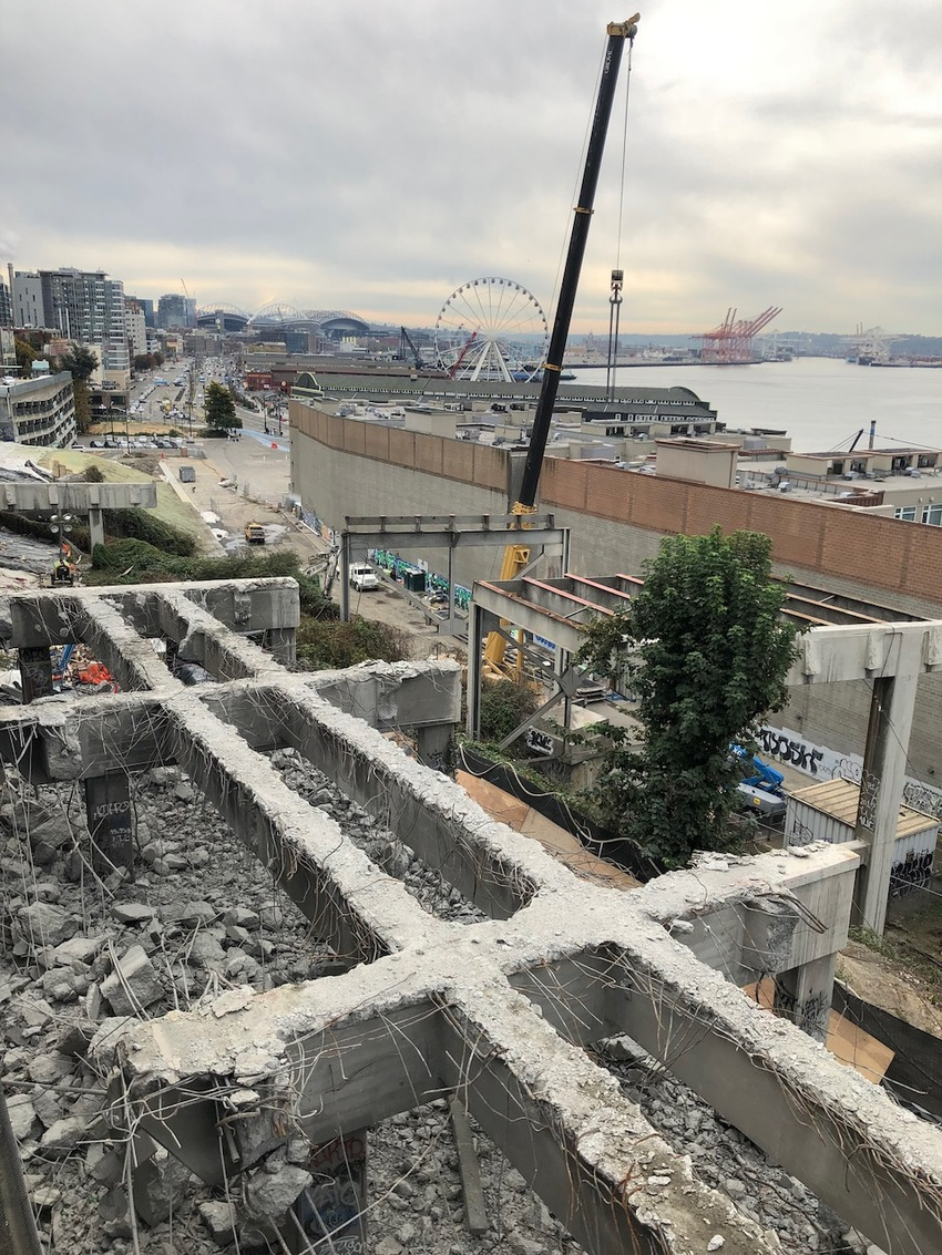Seattle Waterfront is Changing