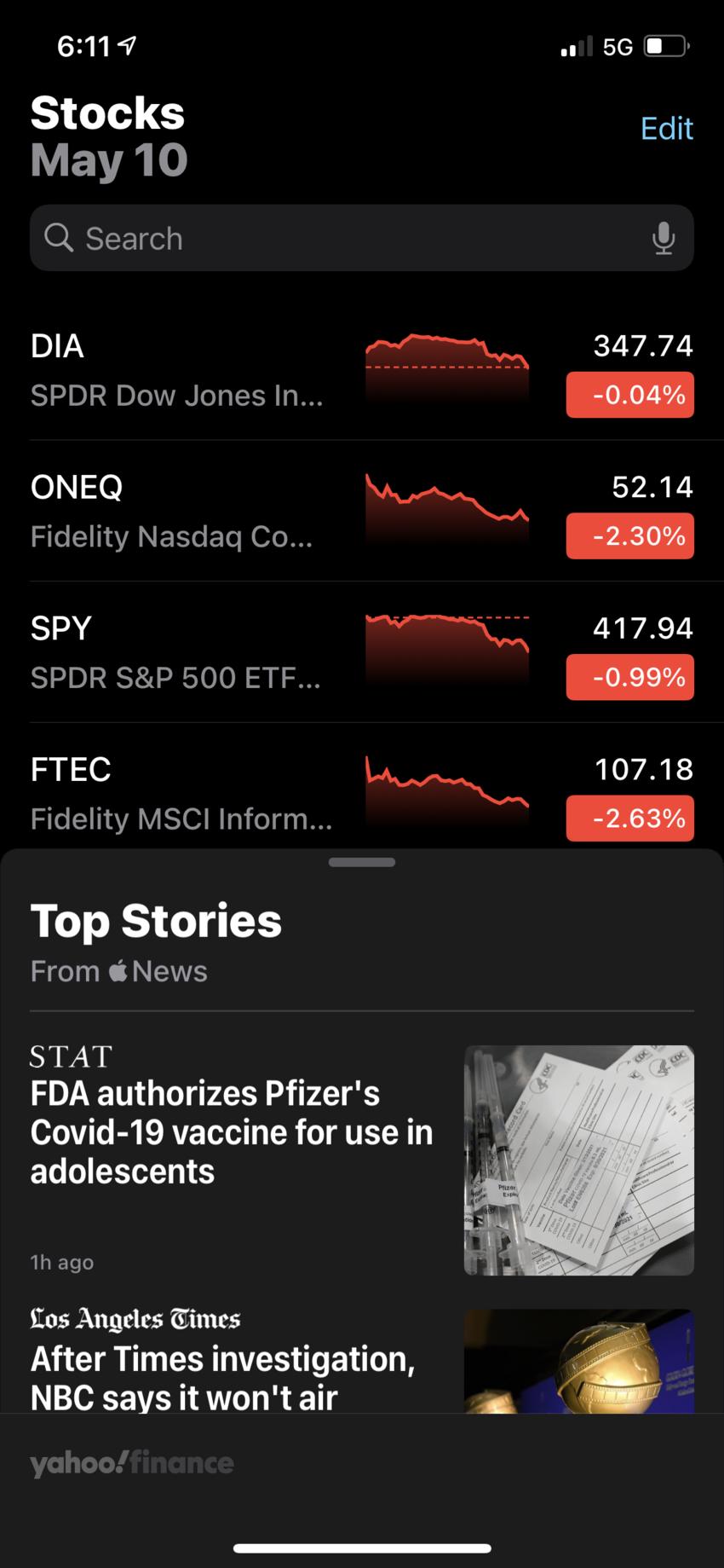 株がボロボロ