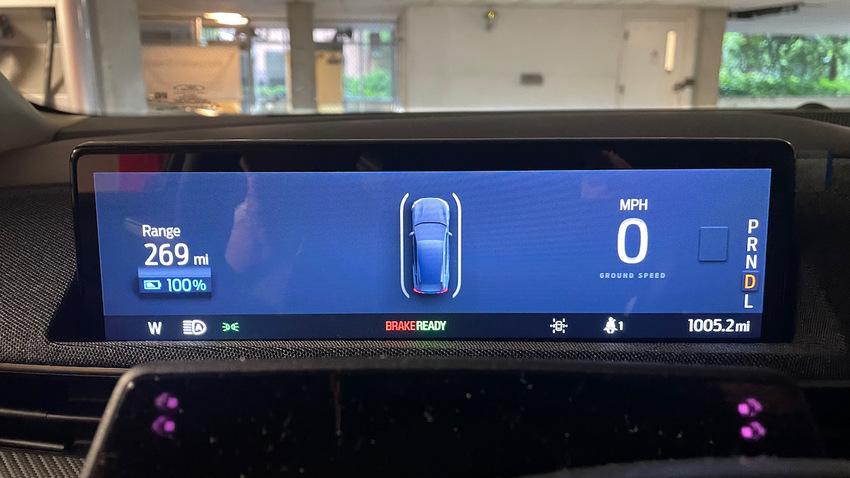電気自動車フル充電で