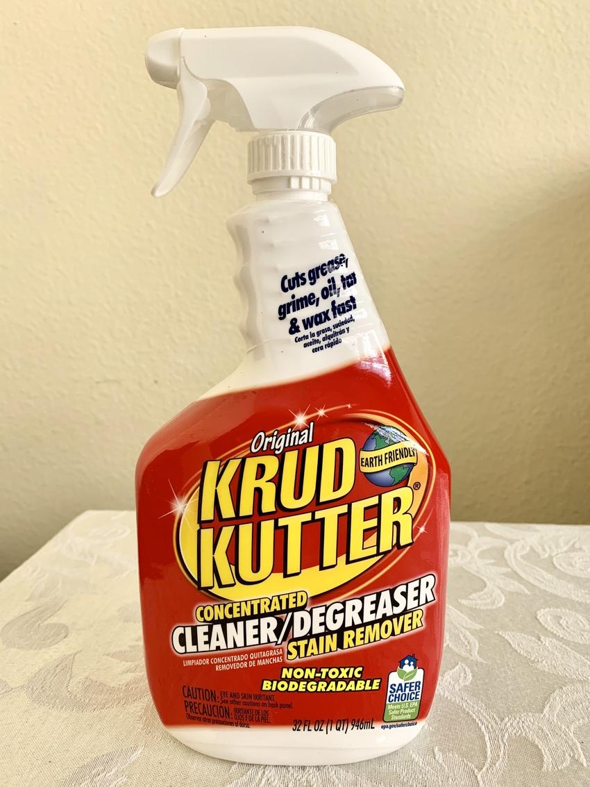 大掃除の必需品 Krud Ku...