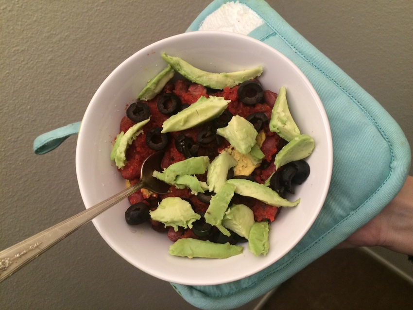 "My DIY ""Jazzy"" Yumm bowl: ..."