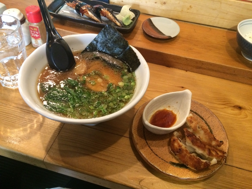 $9 lunch special: Giant bowl o...