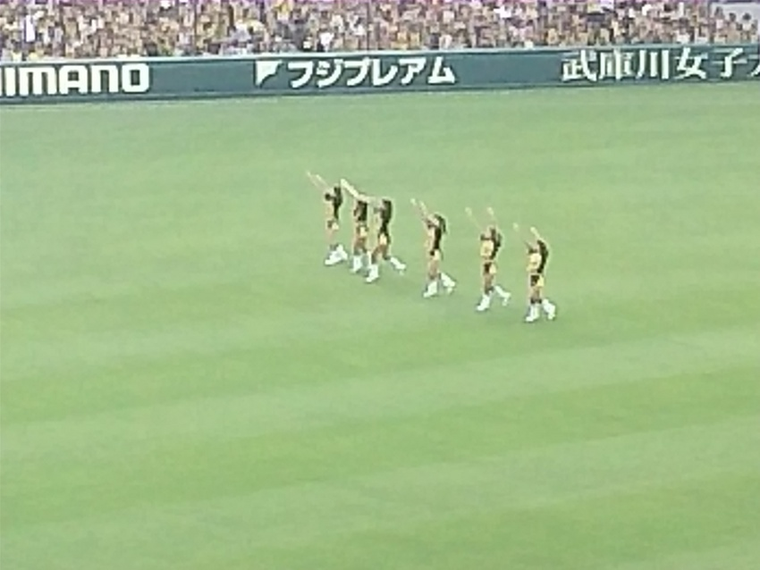 カープと3連戦!
