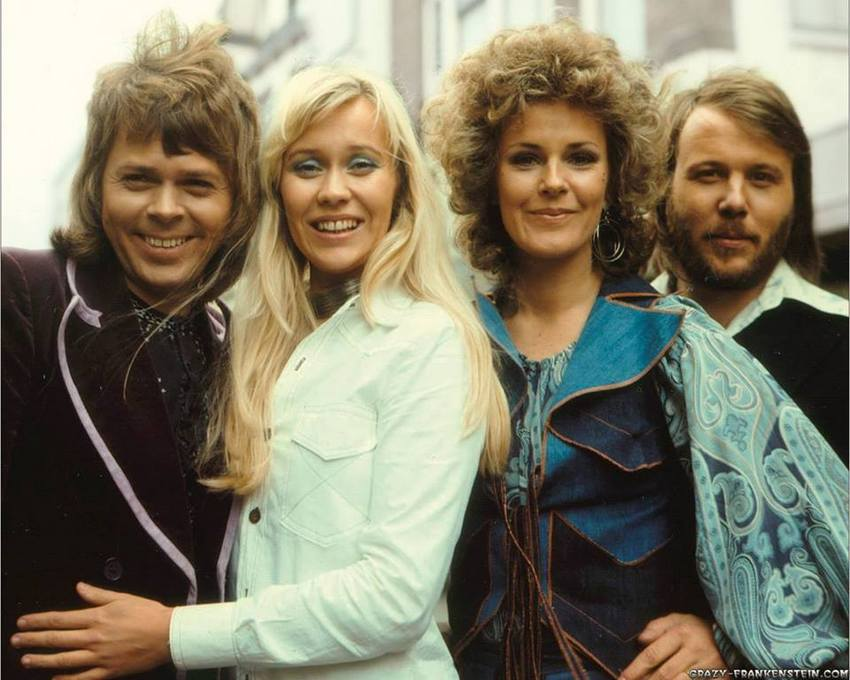 ABBA Reunion - The First Time...