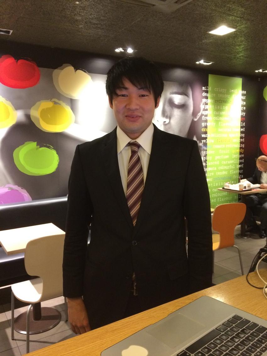 Job hunting in Japan
