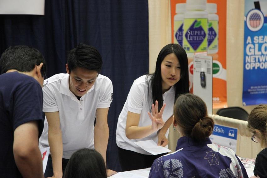 Japanese-Online at Japan Fair...