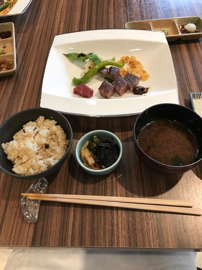 Japanese Full Course Lunch / ...