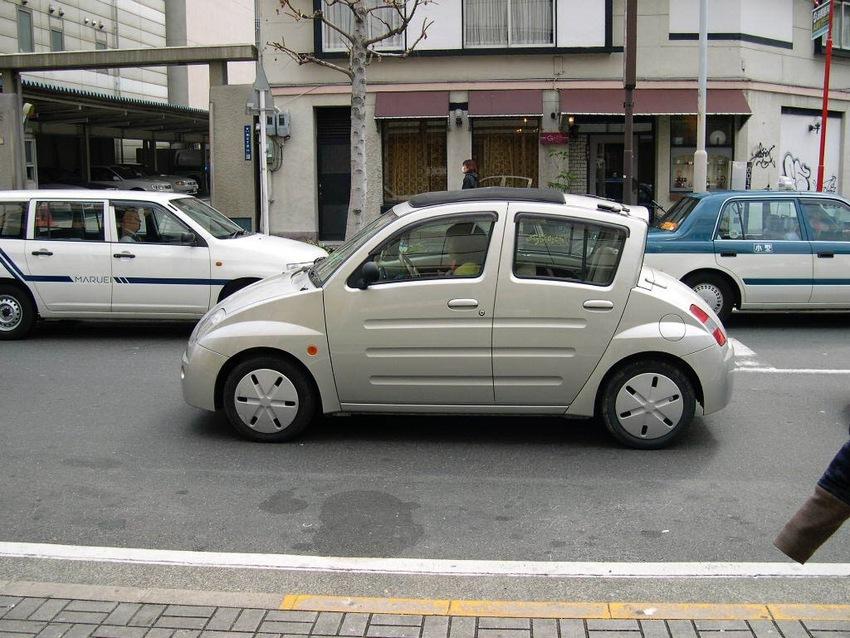 Unique Cars in Japan