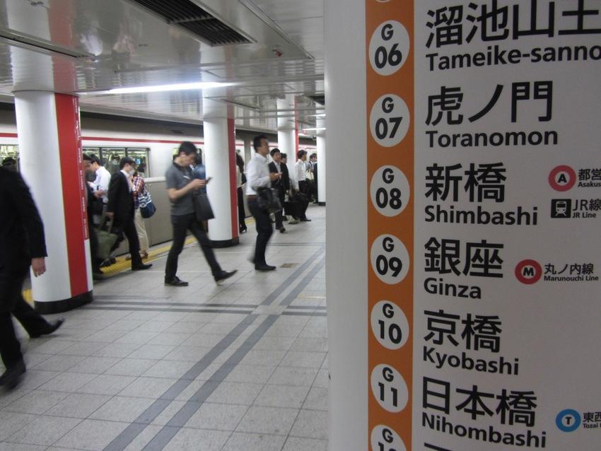 Tokyo Metro Subways