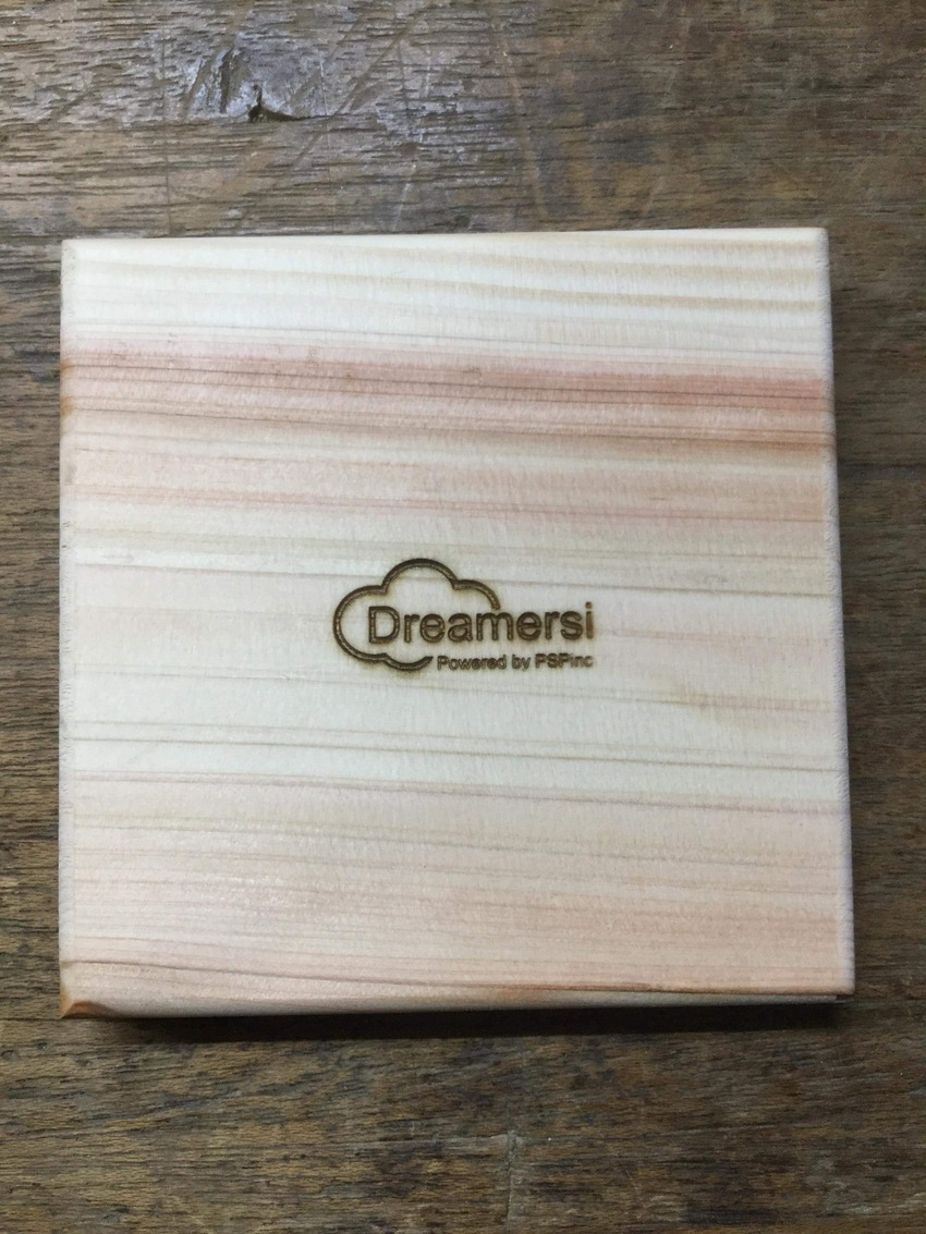 Handmade Wood Coaster from...