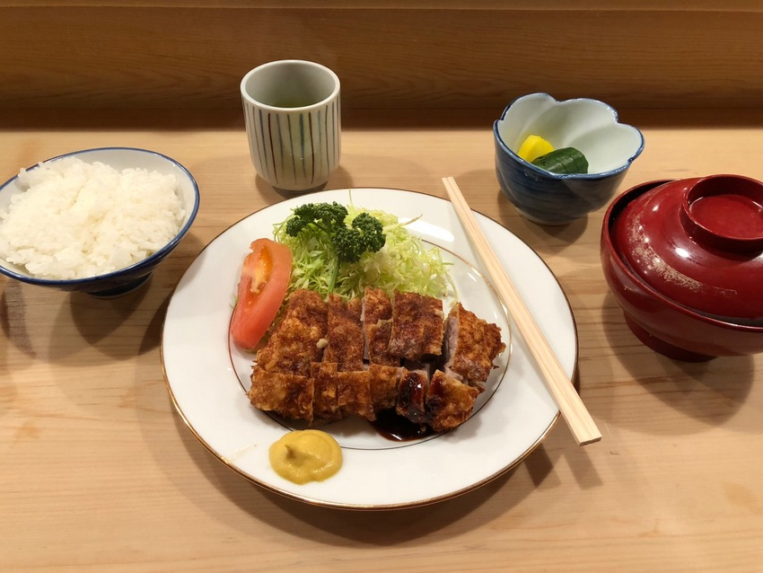 Tonkatsu Tonki / Meguro Tokyo