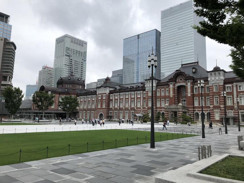 Tokyo JR Tain Station
