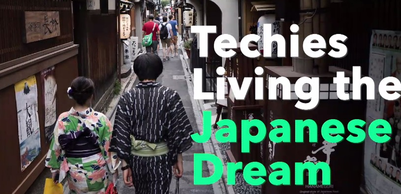Working as a tech in Japan