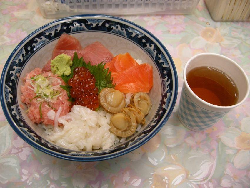 海鮮丼 (Kaisen Don...