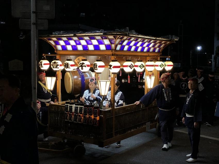 祭 Matsuri...