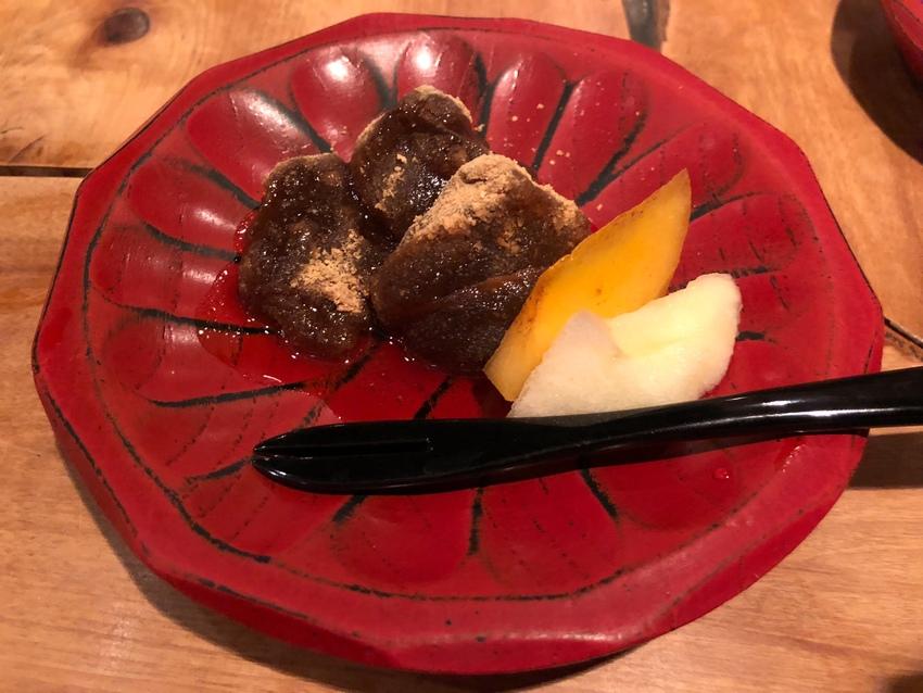 Japanese Course Dinner