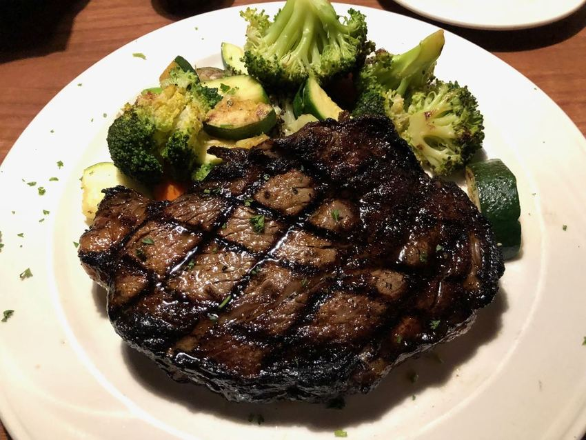 Ribeye Steak in the USA