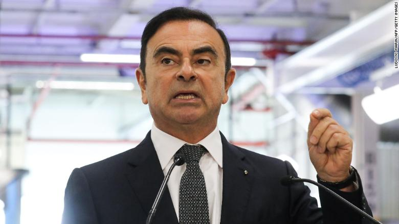 Carlos Ghosn and Japanese Pol...