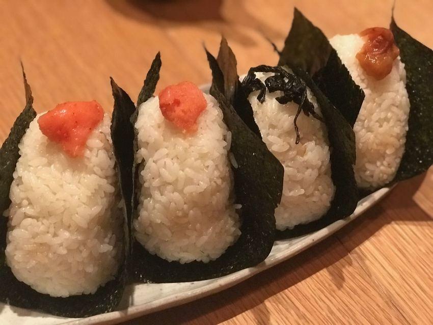 おむすび Omusubi