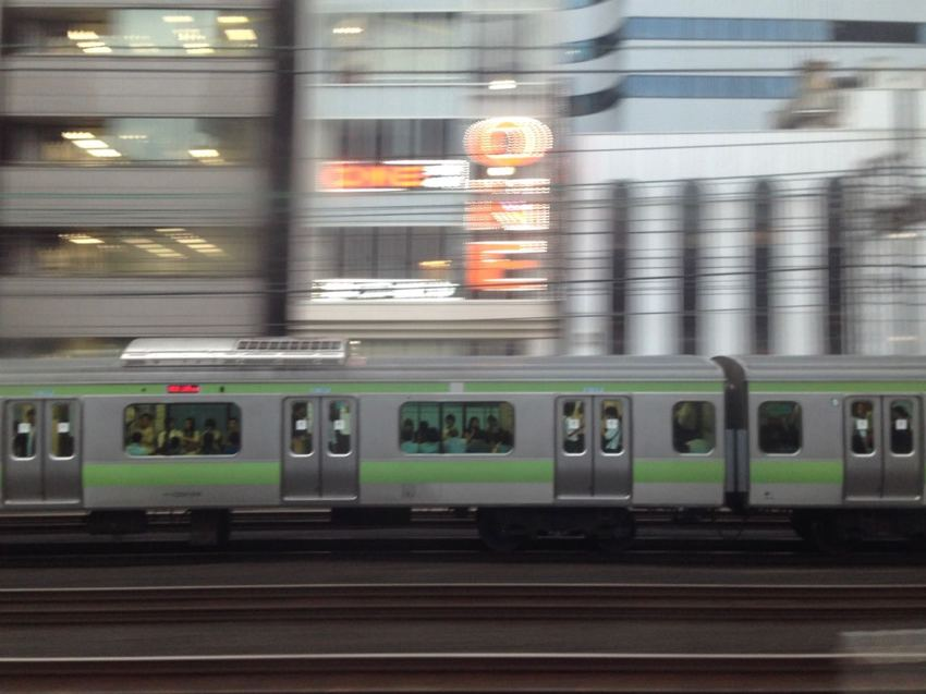 Japanese Rail System