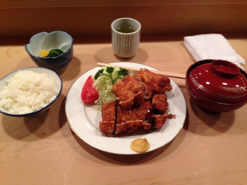 Tonkatsu in Japan