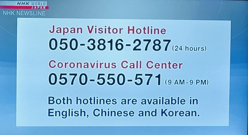 Japan Visitors Hotline