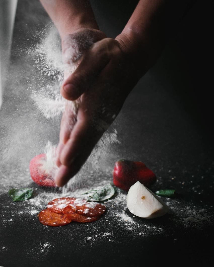 私が料理しますので食べに来てく...