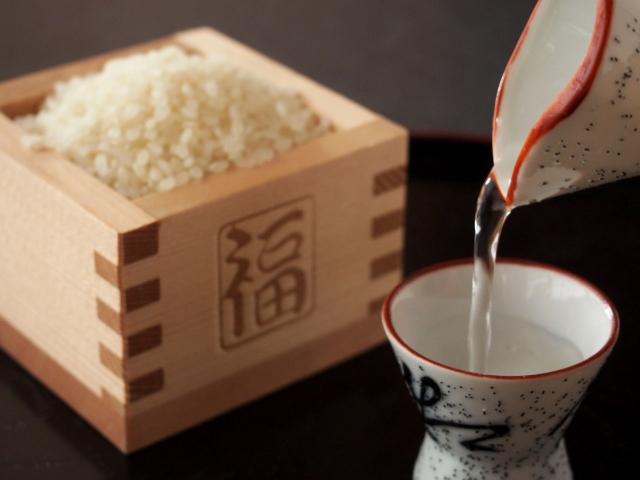 日本酒は、発酵したお米から作ら...