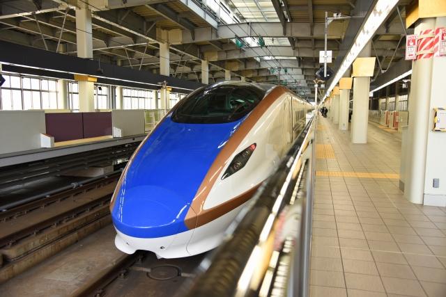 日本に行ったら新幹線に乗りたい...