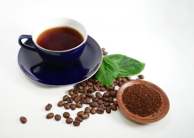 コーヒー美味しかった!