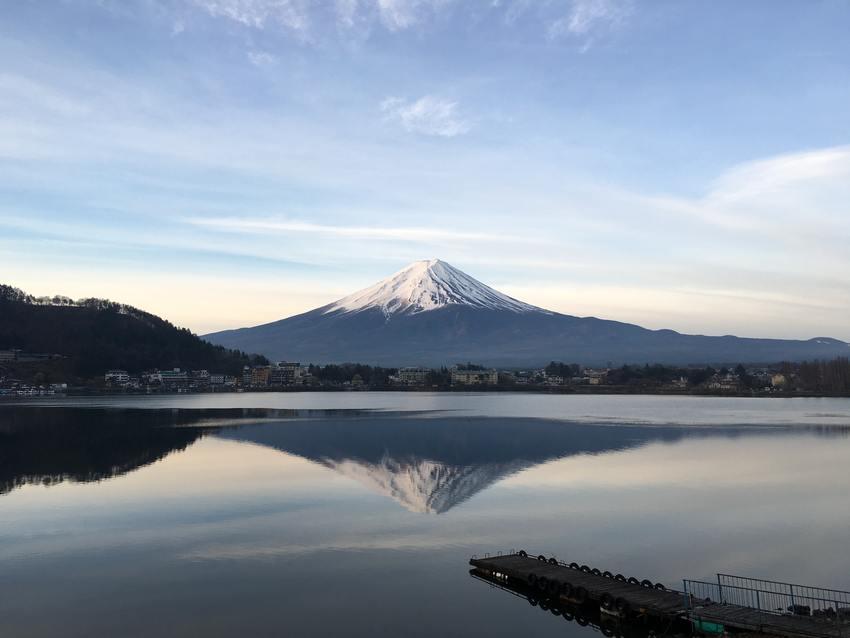 日本で一番高い山