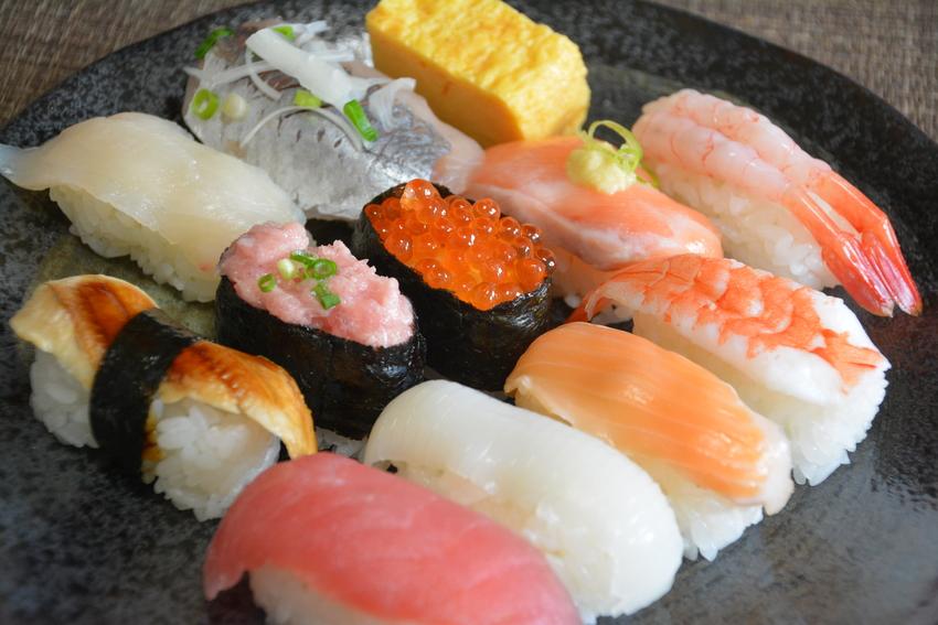 お寿司の起源
