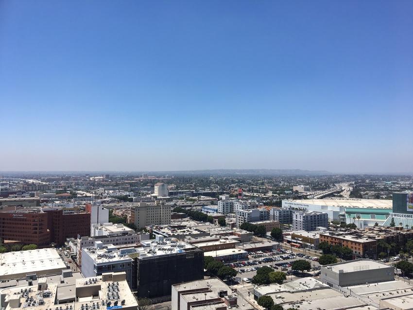 ロサンゼルス・ダウンタウンのコ...
